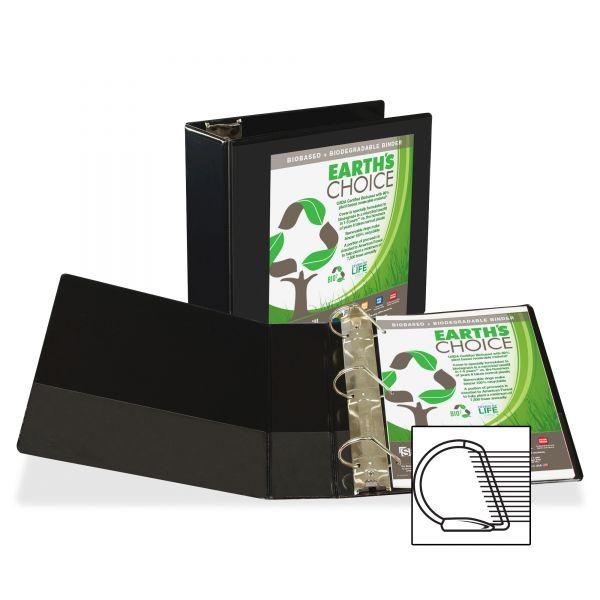 "Samsill Earth's Choice 3"" 3-Ring View Binder"
