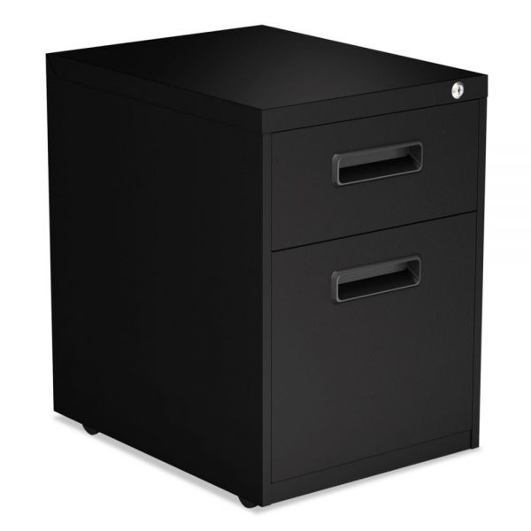 Alera 2-Drawer Mobile File Cabinet