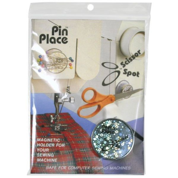 Scissor Spot/Pin Place Magnetic Holder