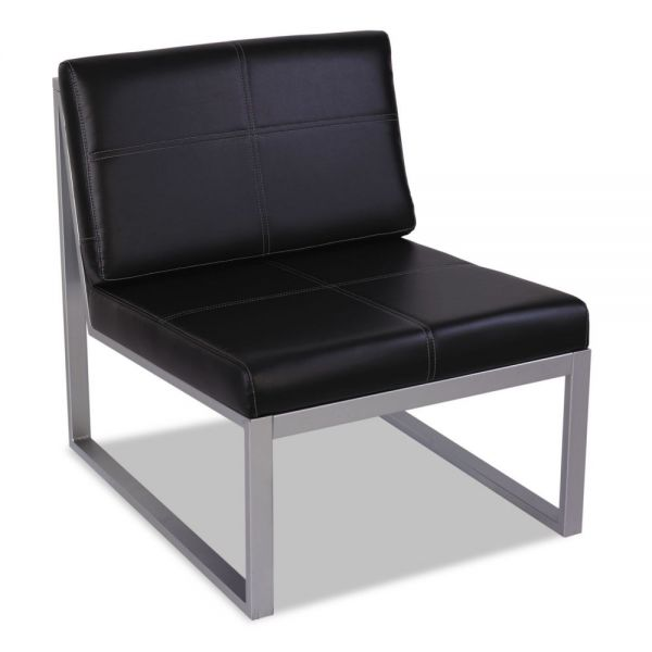 Alera Ispara Series Big & Tall Armless Cube Chair