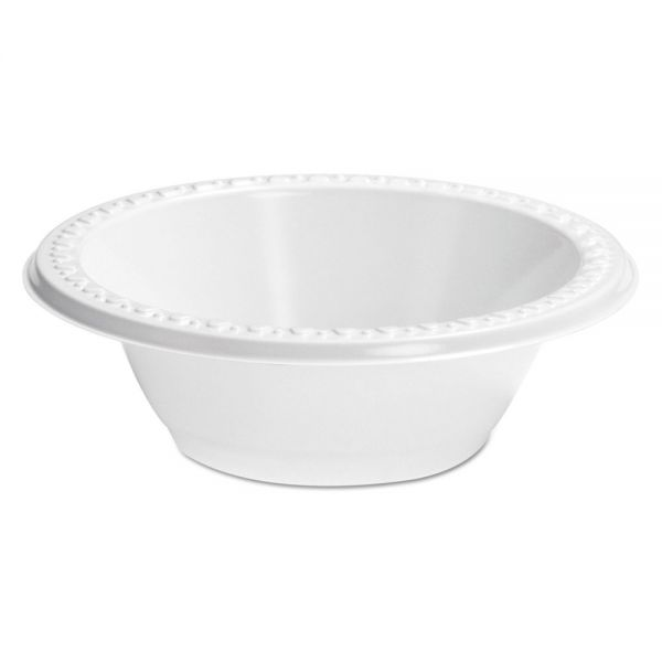 Chinet Heavyweight 12 oz Plastic Bowls