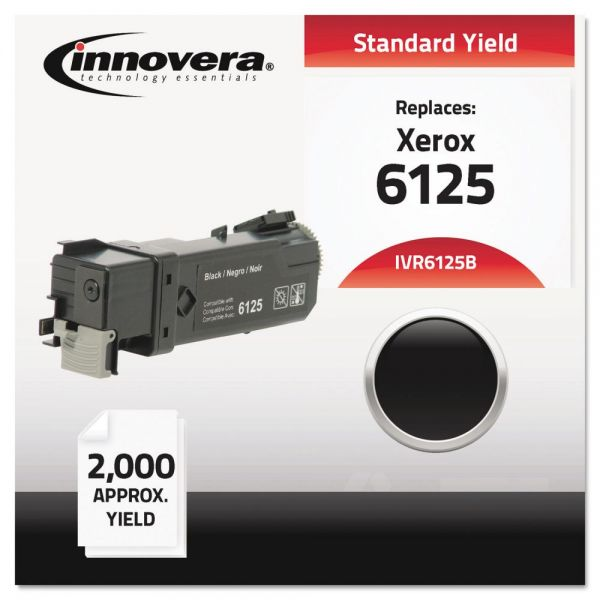 Innovera Remanufactured Xerox 6125 Toner Cartridge