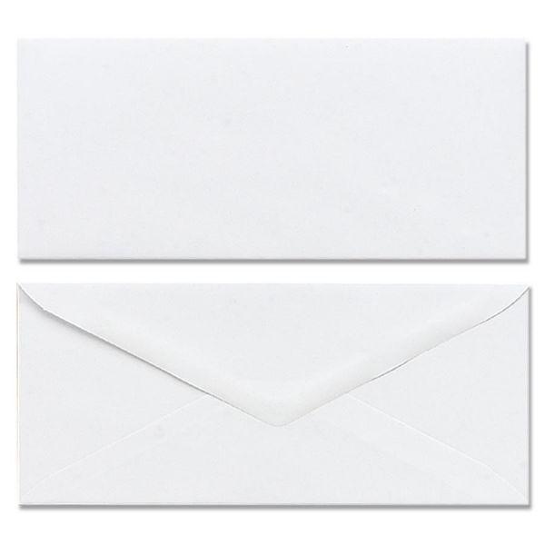 Mead Plain White Envelopes
