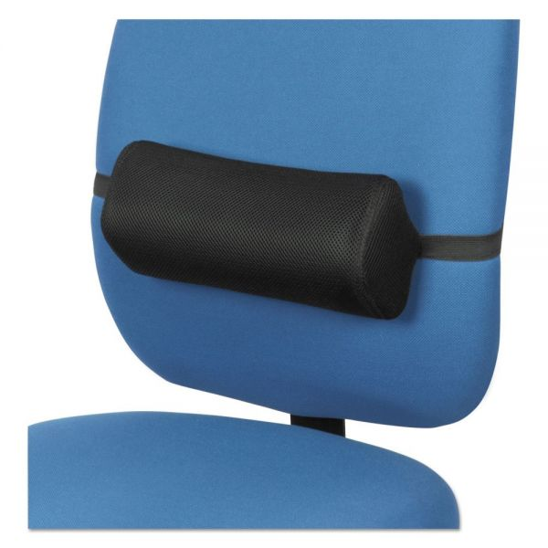 Alera Lumbar Backrest, 14 3/8 x 4 3/4 x 6 1/4, Black