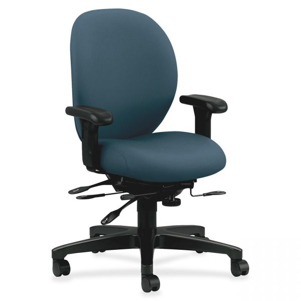 HON Unanimous Series H7628 Mid-Back Task Chair