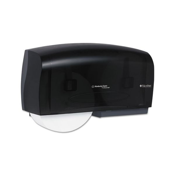 Kimberly-Clark Twin Jumbo Coreless Toilet Paper Dispenser