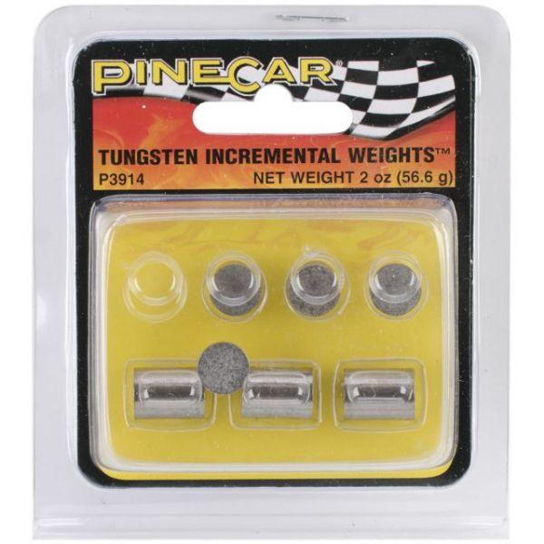Pine Car Derby Weights 2oz