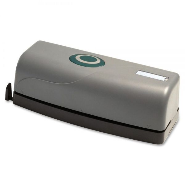 Business Source Electric Three-Hole Punch