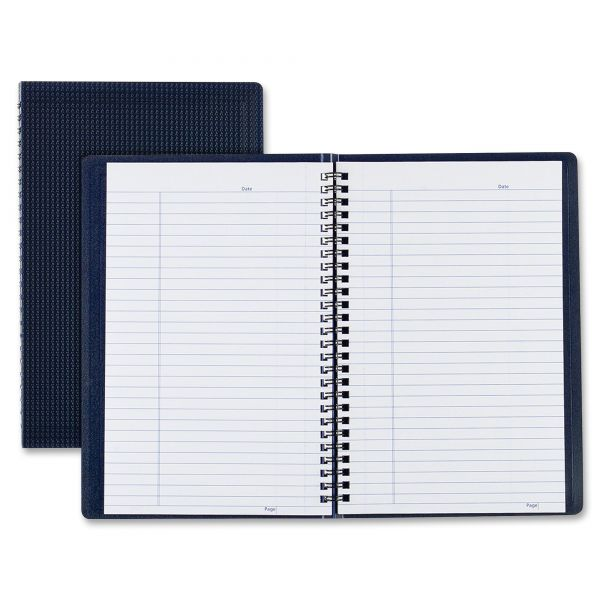 Blueline Poly Cover Notebook