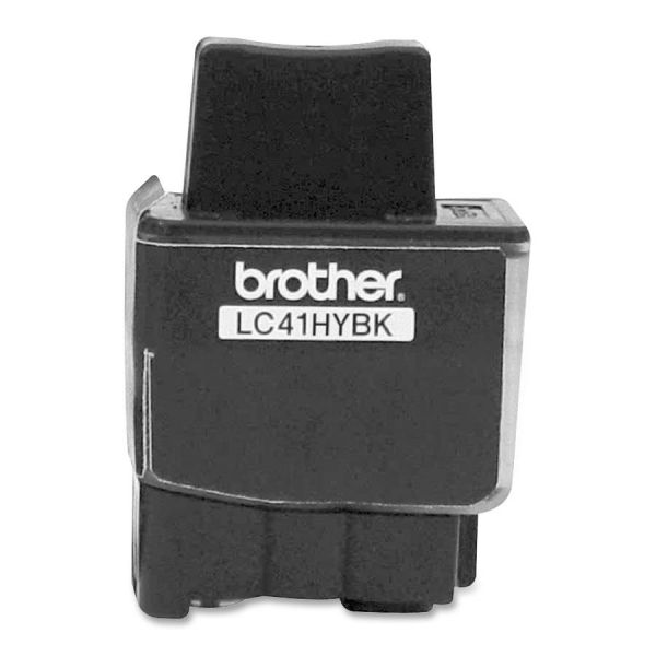 Brother LC41HYBK Black Ink Cartridge