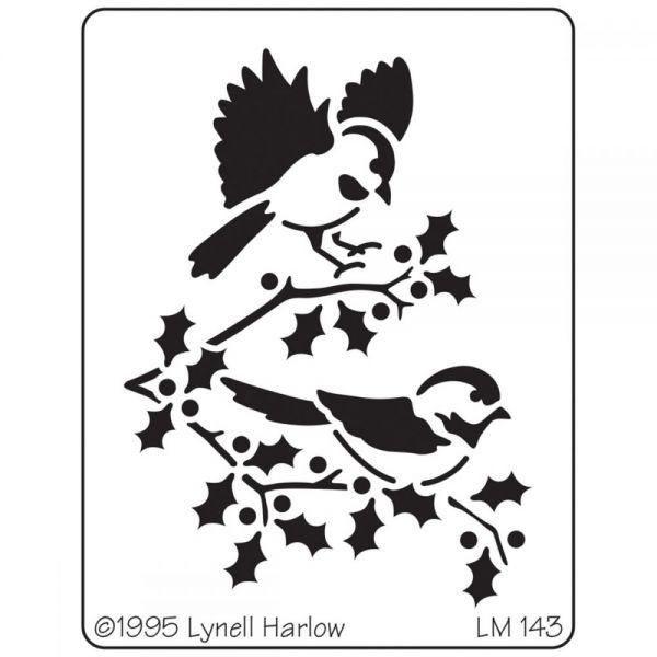 """Dreamweaver Metal Stencil 4""""X6.875"""""""