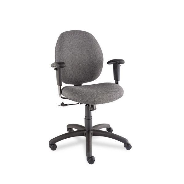 Global Graham Series Pneumatic Ergo-Tilter Office Chair