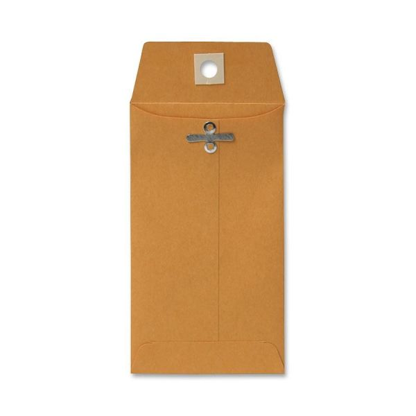 Sparco Heavy-Duty Gummed Clasp Envelopes