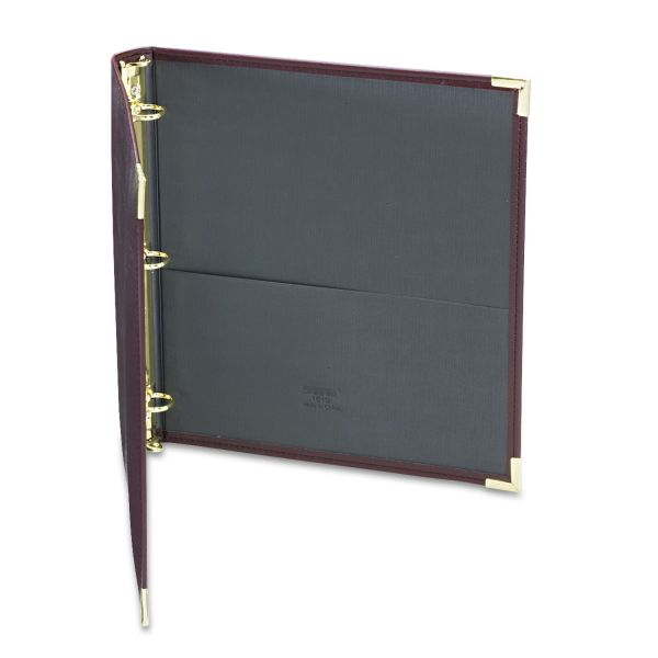 "Samsill Classic Collection 1"" 3-Ring Binder Portfolio"