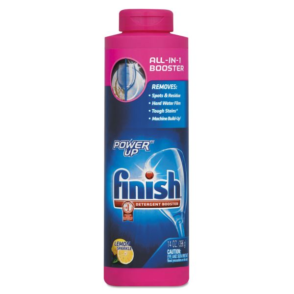 FINISH Power Up Booster Agent