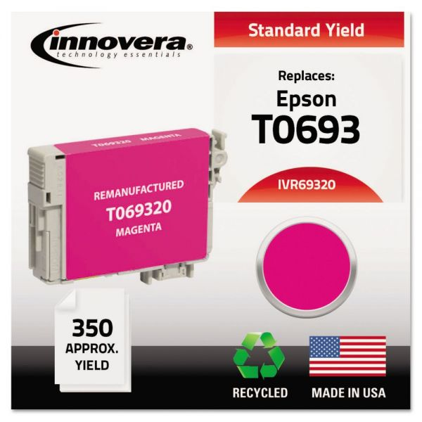 Innovera Remanufactured Epson T0693 Ink Cartridge
