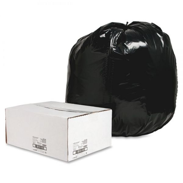 Nature Saver Recycled 56 Gallon Trash Bags