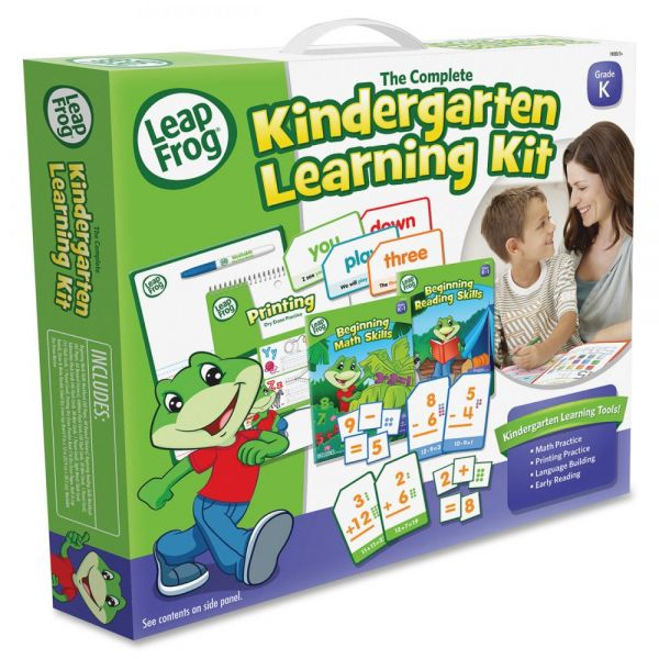 The Board Dudes Leap Frog Kindergarten Learning Kit