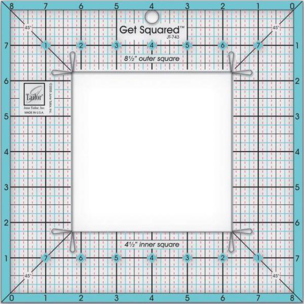 Get Squared Ruler