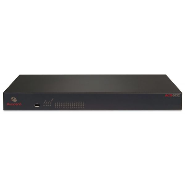 AVOCENT ACS 6000 32-Port Unit Dual AC Power Supply