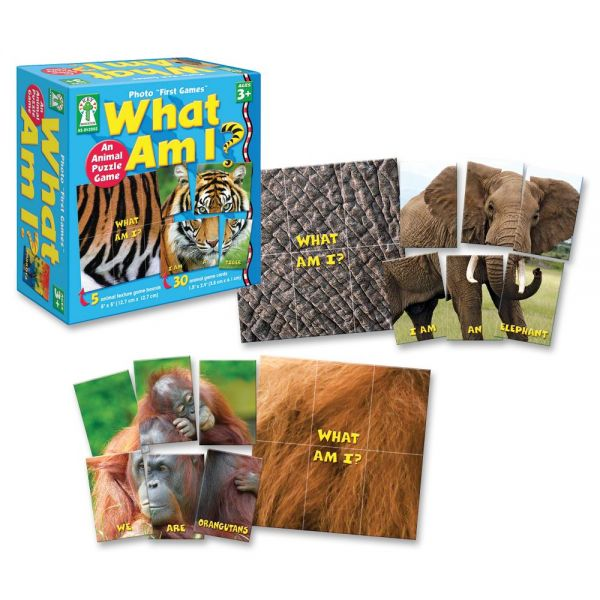 "Photo ""First Games"": What Am I? - An Animal Puzzle Game"