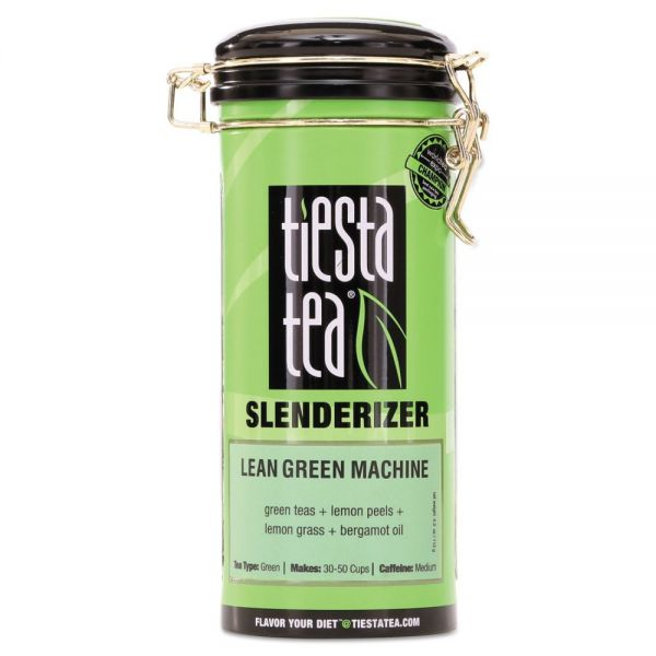 Tiesta Loose Leaf Tea