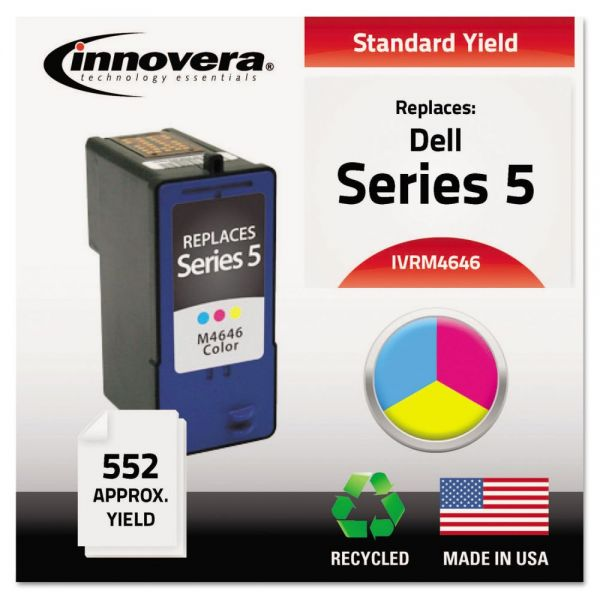 Innovera Remanufactured Dell Series 5 Ink Cartridge