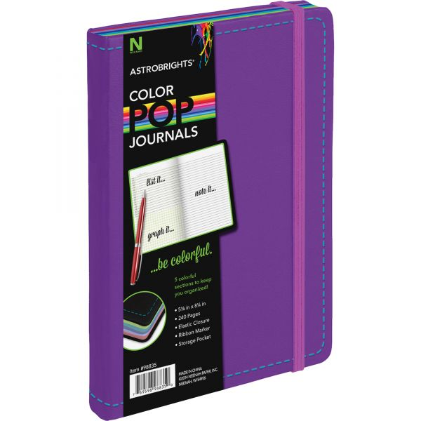 Astrobrights ColorPop Journal