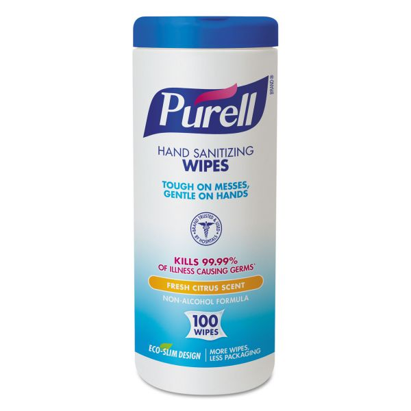 Purell Premoistened Sanitizing Hand Wipes