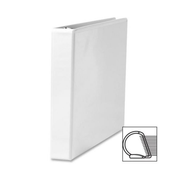 "Sparco 1"" 3-Ring View Binder"