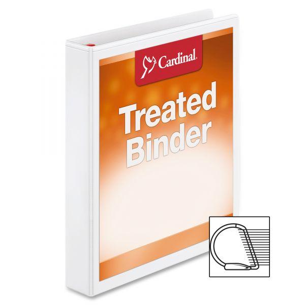 """Cardinal ClearVue 1"""" 3-Ring View Binder"""