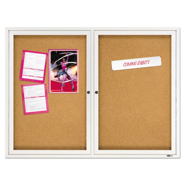 Quartet Cork Bulletin Board