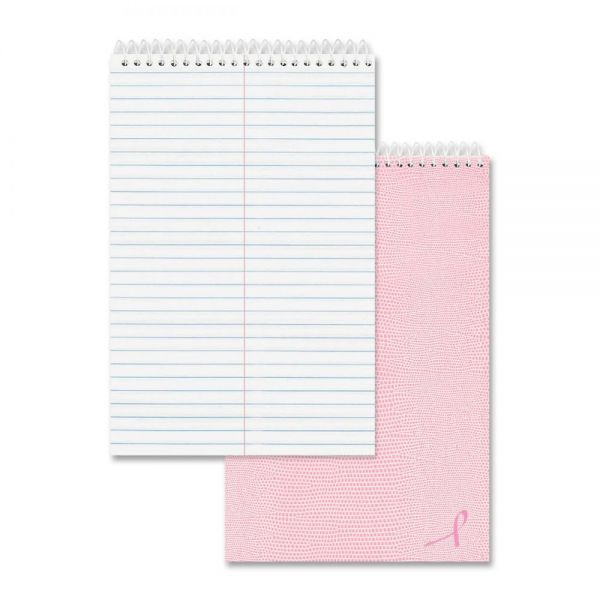 National Brand Breast Cancer Awareness Steno Pad