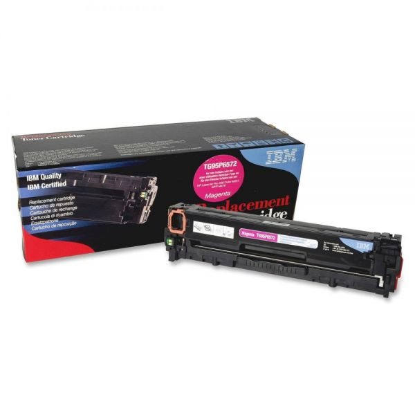 IBM Remanufactured Toner Cartridge - Alternative for HP 131A (CF213A)