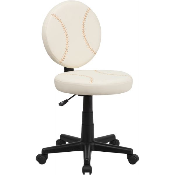 Flash Furniture Baseball Student Task Chair
