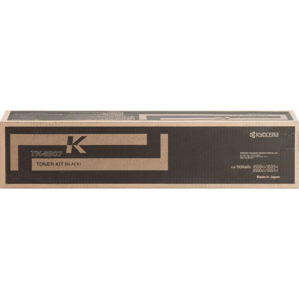Kyocera TK-8507K Black Toner Cartridge