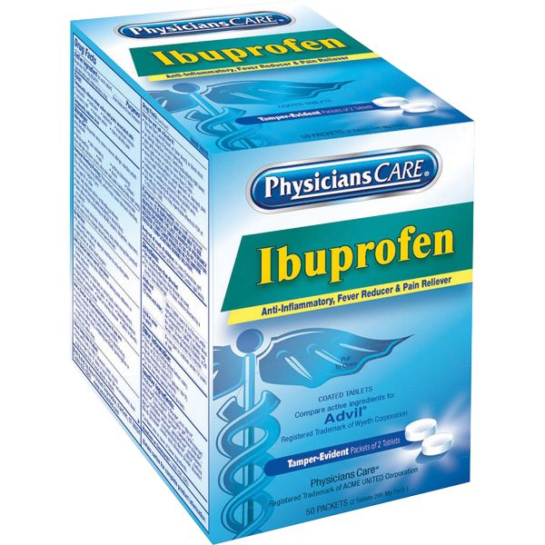 PhysiciansCare Ibuprofen Tablets