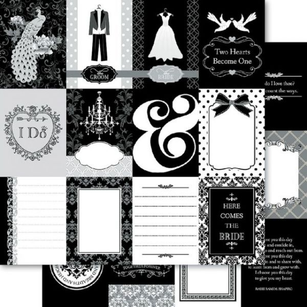 Bella! Celebrate Double-Sided Cardstock