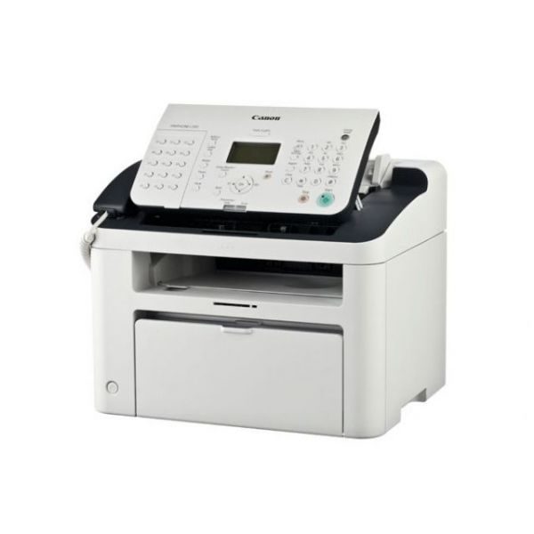 Canon FAXPHONE L100 Laser Multifunction Printer - Monochrome - Plain Paper Print - Desktop
