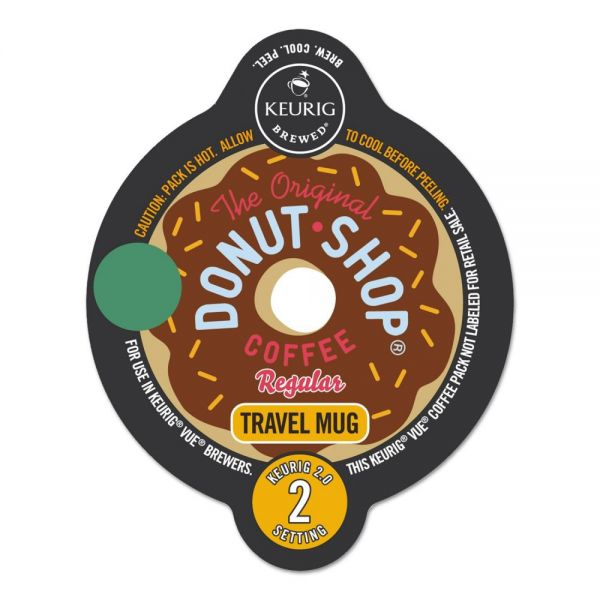 The Original Donut Shop Regular Extra Bold Coffee Vue Pack