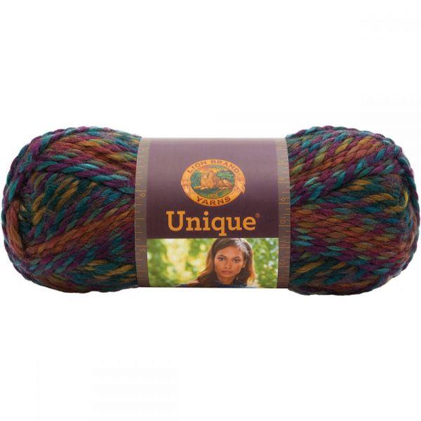 Lion Brand Unique Yarn - Jewel