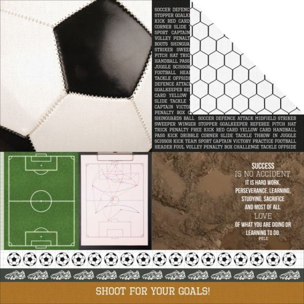 Game On! Double-Sided Cardstock