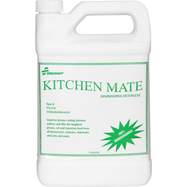 Kitchen Mate Liquid Dish Soap