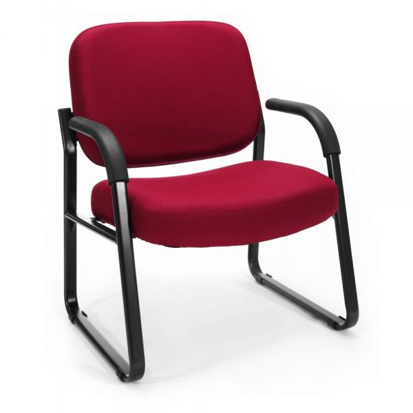 OFM Big & Tall Guest/Reception Chair with Arms
