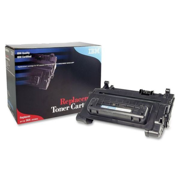IBM Remanufactured HP CE390A Toner Cartridge