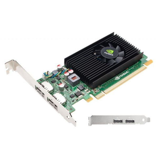 PNY VCNVS310DP-PB Quadro NVS 310 Graphic Card - 512 MB DDR3 SDRAM - PCI Express 2.0 x16 - Full-length/Low-profile