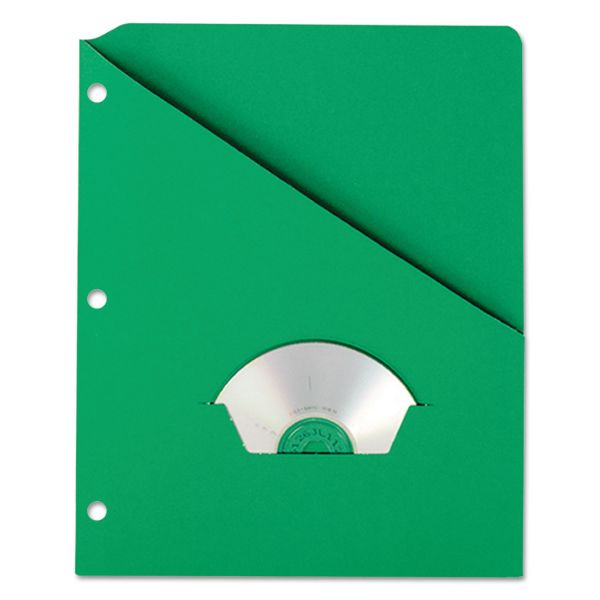 Pendaflex Essentials Slash Binder Pockets