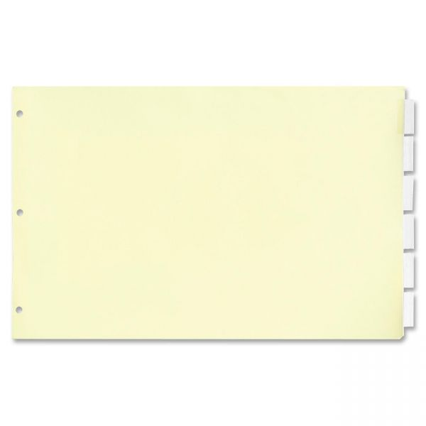 Stride Legal Size Index Dividers