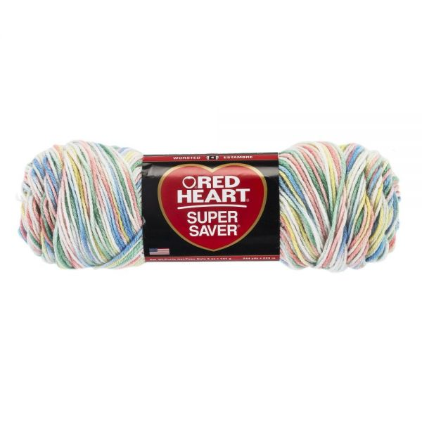 Red Heart Super Saver Yarn - Lovey