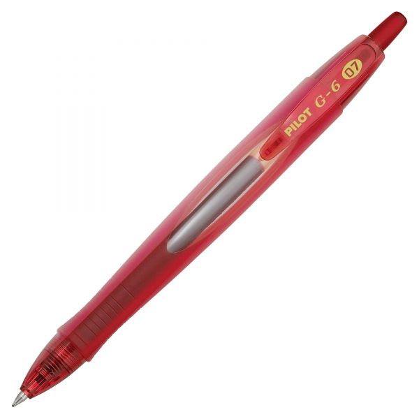 Pilot G6 Retractable Gel Pens